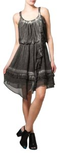 Free People short dress Gray on Tradesy