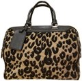 Louis Vuitton Stephen Sprouse Limited Speedy Satchel in Leopard