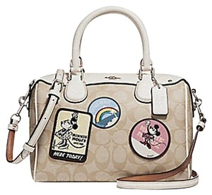 Coach F36689 Bennett Crossbody 36702 Satchel in multicolor