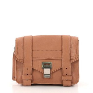 Proenza Schouler Leather Cross Body Bag