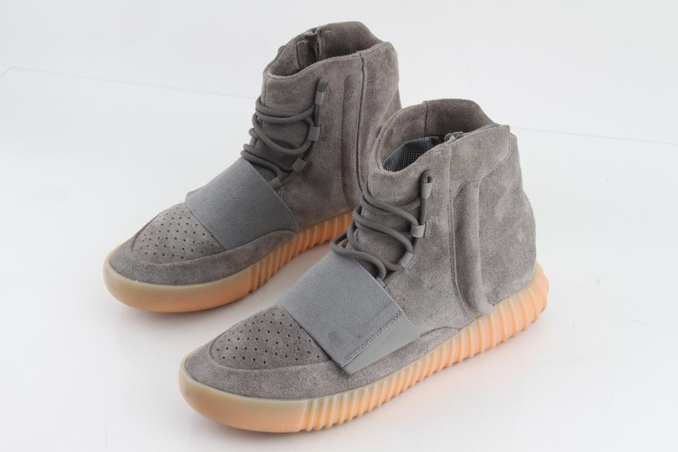 release date: 5f60a c7468 adidas X Yeezy Grey 750 Boost Shoes. Size  US 11.5 ...