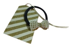Shiekh Pearls on a Bow Hairband