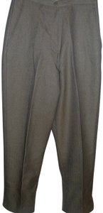 Larry Levine Suit Tailored Classic Pastel Winter Trouser Pants