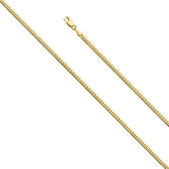Preload https://img-static.tradesy.com/item/24276276/yellow-14k-solid-men-s-26mm-miami-cuban-link-chain-22-necklace-0-3-540-540.jpg