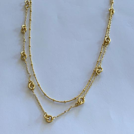 Madewell Madewell layered chain necklace Image 10