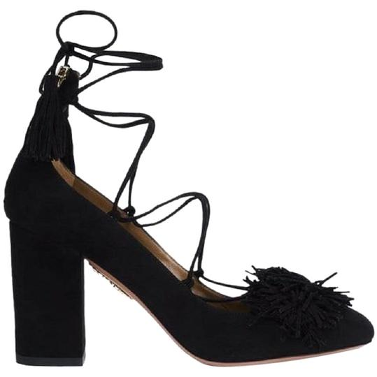 Preload https://img-static.tradesy.com/item/24276575/aquazzura-black-wild-thing-pumps-size-us-9-regular-m-b-0-3-540-540.jpg