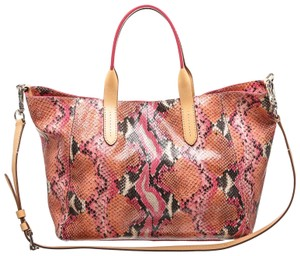 Cole Haan Tote in Pink Multicolor