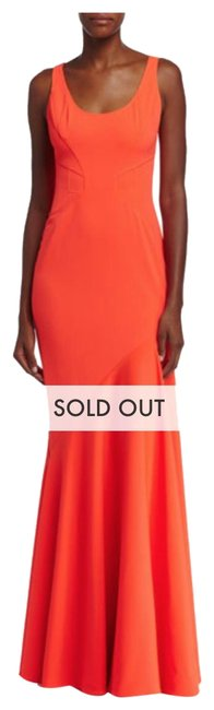 Preload https://img-static.tradesy.com/item/24276677/zac-zac-posen-coral-blaire-asymmetric-gown-long-formal-dress-size-4-s-0-7-650-650.jpg