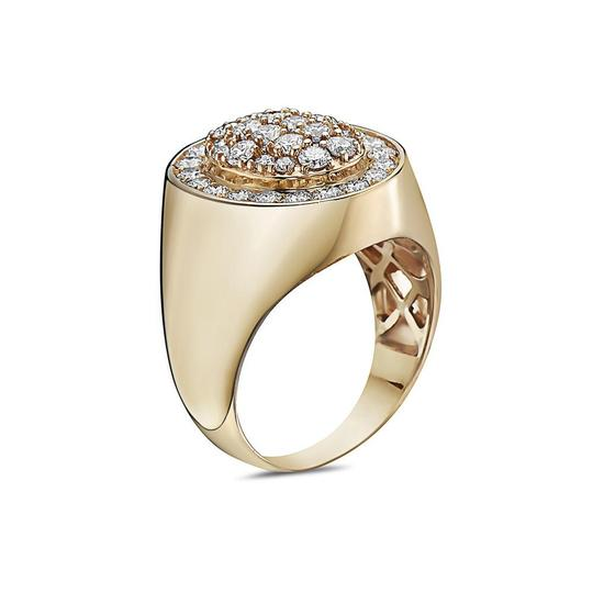 OMI Jewelry Men's 14K Yellow Gold Ring with 2.17 CT Diamonds Image 1