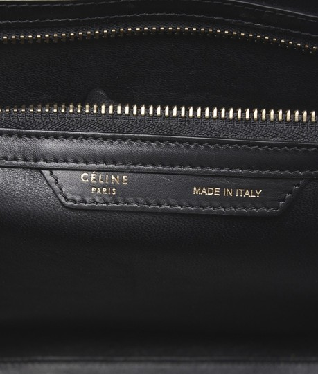 Céline Leatherxpython Satchel in Multi-Color Image 7