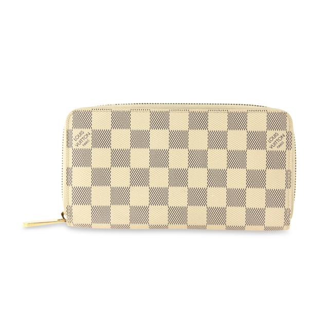 Item - Blue Damier Azur Zippy Wallet