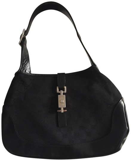 Preload https://img-static.tradesy.com/item/24277631/gucci-jackie-black-canvas-hobo-bag-0-3-540-540.jpg