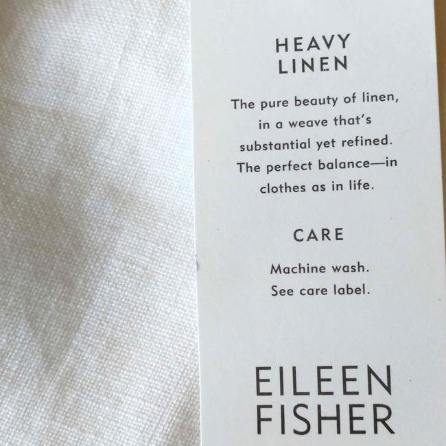 Eileen Fisher Capri/Cropped Pants White Image 2