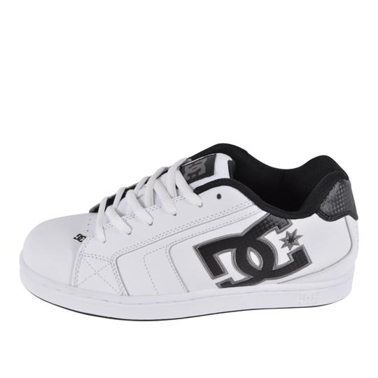 DC Shoes White Athletic Image 6