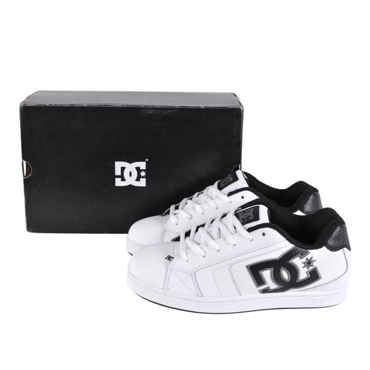 DC Shoes White Athletic Image 7