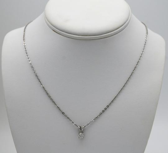 Sea Wave Diamonds Pendant on Chain Image 3