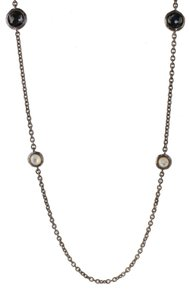 Ippolita Ippolita Silver, Moonstone, and Mother of Pearl Necklace