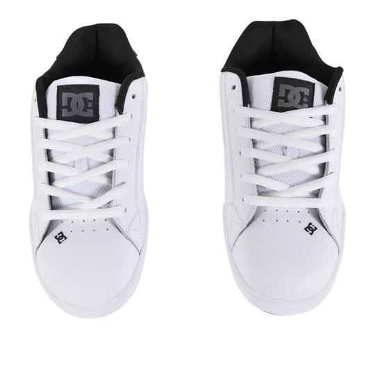 DC Shoes White Athletic Image 2