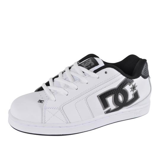DC Shoes White Athletic Image 4