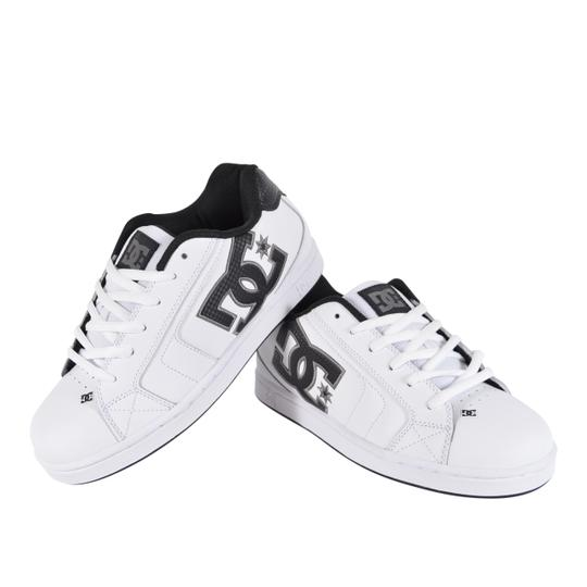 DC Shoes White Athletic Image 5