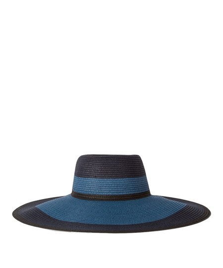Preload https://img-static.tradesy.com/item/24277836/paul-smith-blue-women-s-jute-striped-made-in-italy-hat-0-0-540-540.jpg