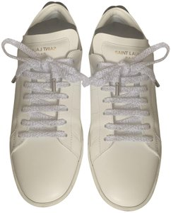 Saint Laurent Sneakers Sneakers Lips White Athletic