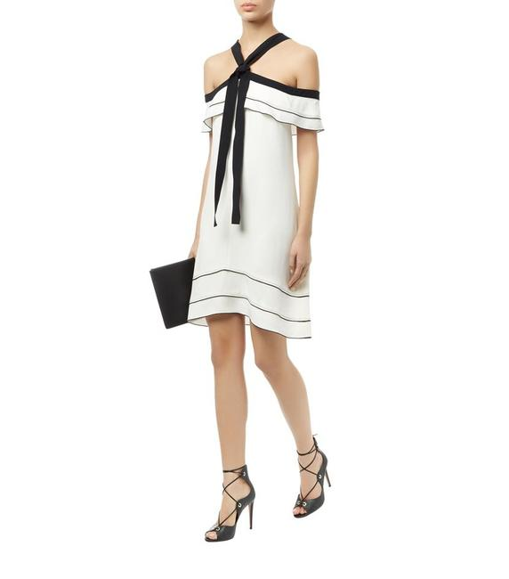 Preload https://img-static.tradesy.com/item/24277921/proenza-schouler-white-black-elegant-bow-runway-mid-length-cocktail-dress-size-6-s-0-0-650-650.jpg