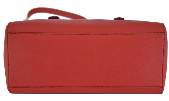 Kate Spade Purse Handbag Purse Satchel in Red Image 3