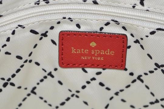 Kate Spade Purse Handbag Purse Satchel in Red Image 5