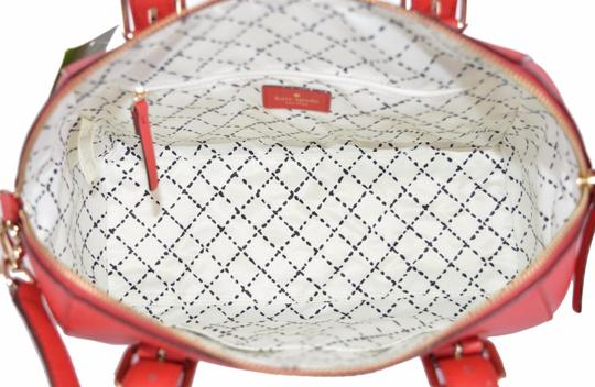 Kate Spade Purse Handbag Purse Satchel in Red Image 7