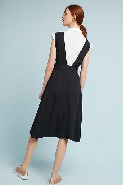 Black Maxi Dress by Anthropologie Image 2