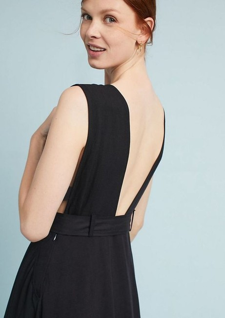 Black Maxi Dress by Anthropologie Image 4