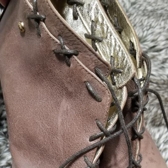 Just Cavalli Brown Boots Image 1