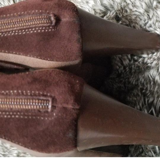Just Cavalli Brown Boots Image 11