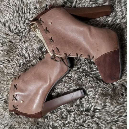 Just Cavalli Brown Boots Image 5
