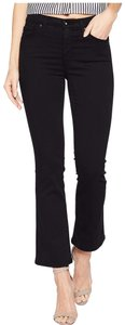 AG Adriano Goldschmied Flare Cropped Skinny Jeans-Dark Rinse
