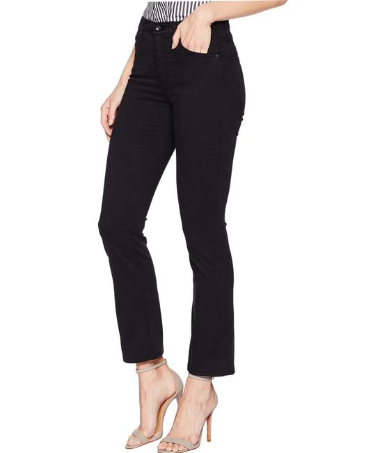 AG Adriano Goldschmied Flare Cropped Skinny Jeans-Dark Rinse Image 4