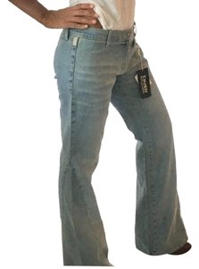 Versace Jeans Collection Trouser/Wide Leg Jeans