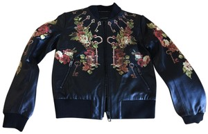 Dolce&Gabbana multi Leather Jacket