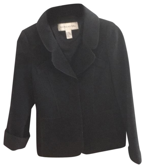 Preload https://img-static.tradesy.com/item/24278312/doncaster-black-unknown-blazer-size-12-l-0-1-650-650.jpg
