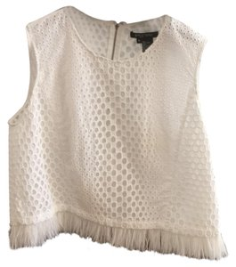Etcetera Top White