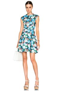 Carven Designer Luxury Scuba Dress
