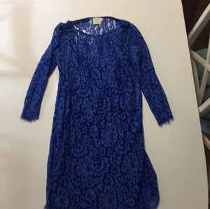 HD in Paris Eyelash Lace Anthropologie Dress