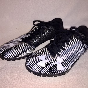 Under Armour black & white Athletic