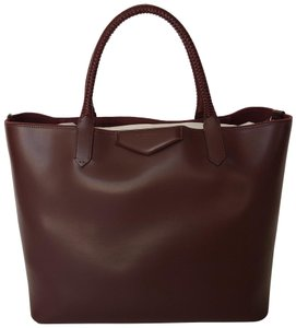 Givenchy Tote in Oxblood