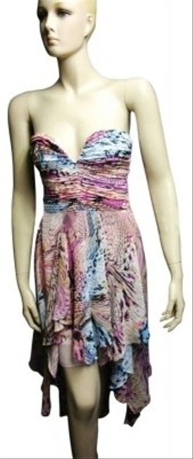 Multicolored Maxi Dress by Adrianna Papell