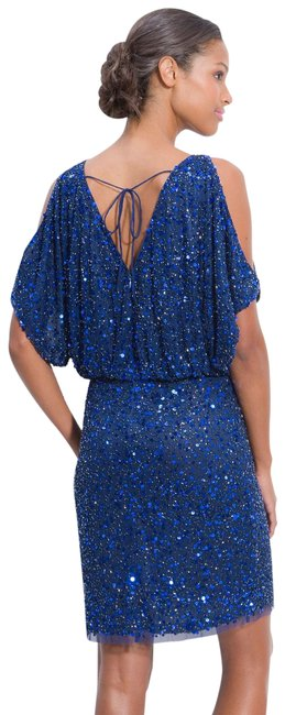 Preload https://img-static.tradesy.com/item/24280334/aidan-mattox-blue-new-sequin-and-bead-cold-shoulder-short-cocktail-dress-size-14-l-0-5-650-650.jpg