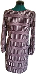 Jude Connally short dress Plum on Tradesy