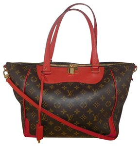 Louis Vuitton Tote in Red Monogram
