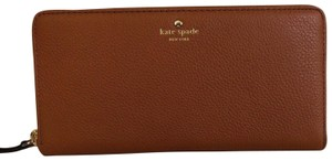 Kate Spade Kate Spade Neda Larchmont Avenue Leather zip around wallet
